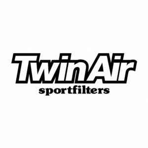 Twin Air car sticker