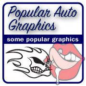 'Popular Car Stickers / Logos' from the web at 'http://stickers.signprint.co.uk/images/autogricon.jpg'